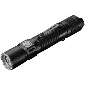 JETBeam Senter LED Profesional CREE XHP35 1800 Lumens - PC20 - Black