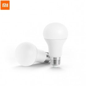 Xiaomi Philips Smart Bulb Bohlam LED E27 6.5W 3000 - 5700k - White