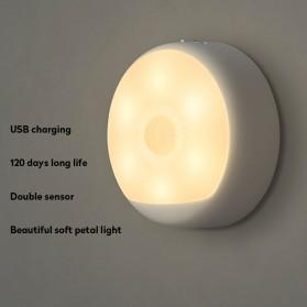 Xiaomi MiJia Yeelight Lampu Tidur LED Night Light 2700K - YLYD01YL - White - 4