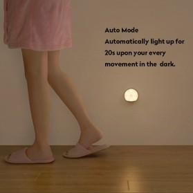Xiaomi MiJia Yeelight Lampu Tidur LED Night Light 2700K - YLYD01YL - White - 6