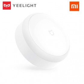 Xiaomi MiJia Yeelight Lampu Tidur LED Light sensor + PIR motion sensor - White