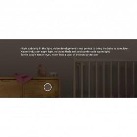 Xiaomi MiJia Yeelight Lampu Tidur LED Light sensor + PIR motion sensor - White - 6