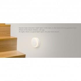 Xiaomi MiJia Yeelight Lampu Tidur LED Light sensor + PIR motion sensor - White - 7