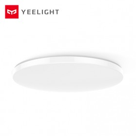 Xiaomi Mijia Yeelight Lampu LED Plafon Ceiling Smart Lamp WiFi - White