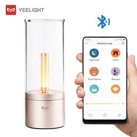 Xiaomi Candela Mijia Yeelight Lampu Smart Candlelight - YLFW01YL - Warm White