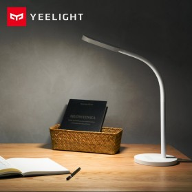Xiaomi Yeelight Mijia LED Desk Lamp Lampu Baca 5W 2700K - 6500K - YLTD02YL - White