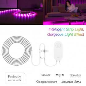 Xiaomi Yeelight Aurora Lightstrip Plus LED RGB 2 Meter with Smart Controller - YLDD04YL - White - 2