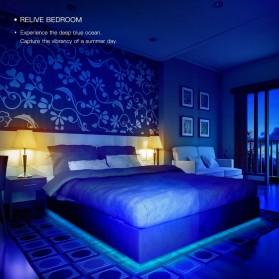 Xiaomi Yeelight Aurora Lightstrip Plus LED RGB 2 Meter with Smart Controller - YLDD04YL - White - 8