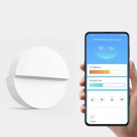 Xiaomi Philips Mijia Lampu Tidur Smart LED Night Bluetooth + Sensor 2700K - White - 2