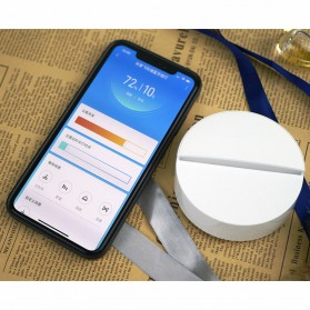 Xiaomi Philips Mijia Lampu Tidur Smart LED Night Bluetooth + Sensor 2700K - White - 4