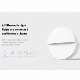 Xiaomi Philips Mijia Lampu Tidur Smart LED Night Bluetooth + Sensor 2700K - White - 5