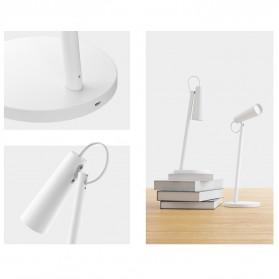 Xiaomi Mijia LED Desk Lamp Lampu Baca Rechargeable 2600-4500K - MJTD03YL - White - 4