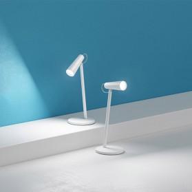 Xiaomi Mijia LED Desk Lamp Lampu Baca Rechargeable 2600-4500K - MJTD03YL - White - 5
