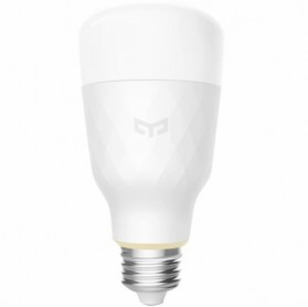 Xiaomi Yeelight Bohlam Smart LED Bulb 10W 800lm White Version 2700K - 6500K - YLDP05YL - White