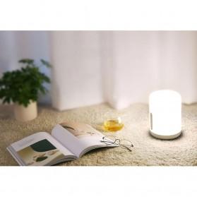 Xiaomi Mijia Bedside Lamp 2 Lampu Tidur LED RGB Bluetooth WiFi Touch Control - MJCTD02YL - White - 3
