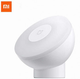 Xiaomi Mijia Night Light 2 Lampu Malam LED Sensor Gerak with Magnet Base - MJYD02YL - White