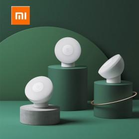 Xiaomi Mijia Night Light 2 Lampu Malam LED Sensor Gerak with Magnet Base - MJYD02YL - White - 2