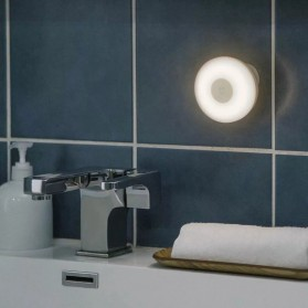 Xiaomi Mijia Night Light 2 Lampu Malam LED Sensor Gerak with Magnet Base - MJYD02YL - White - 7