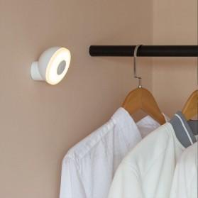 Xiaomi Mijia Night Light 2 Lampu Malam LED Sensor Gerak with Magnet Base - MJYD02YL - White - 9