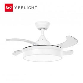 Xiaomi Yeelight Lampu LED Plafon Wifi Bluetooth 81W with Ceiling Fan - YLFD02YL - White