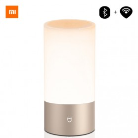 Xiaomi Yeelight Smart LED Bedside Lamp Bluetooth Connected Upgrade Version - Warm White