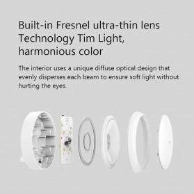 Xiaomi MiJia Yeelight Lampu Tidur LED Light sensor + PIR motion sensor - YLYD03YL - White - 3