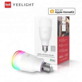 Xiaomi Yeelight Smart LED Bulb Lemon 1S 800 Lumens E27 Smart Bulb - YLDP13YL - White
