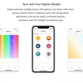 Xiaomi Yeelight Aurora Lightstrip 1S LED RGB 2 Meter with Smart Controller - YLDD05YL - White - 3