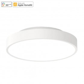 Xiaomi Yeelight Lampu LED Plafon Wifi Bluetooth 2700K - 6500K - YLXD76YL - White
