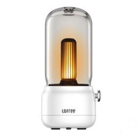 Youpin Lofree Lampu Minyak Teplok LED Kerosene Retro LED Lamp - EP502 - White