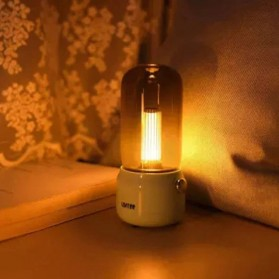 Youpin Lofree Lampu Minyak Teplok LED Kerosene Retro LED Lamp - EP502 - White - 6