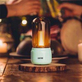 Youpin Lofree Lampu Minyak Teplok LED Kerosene Retro LED Lamp - EP502 - White - 8