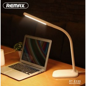 Remax Star Series Lampu Meja USB Charger Output 5500-6000K - RT-E330 - White - 2