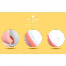 Remax Cermin Makeup dengan Lampu LED - RT-L02 - White/Pink - 7