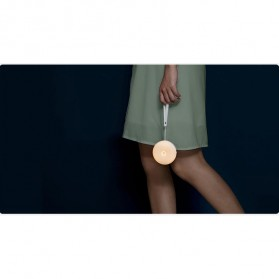 Baseus Lampu Tidur LED Night Light USB Rechargeable Warm Light - Warm White - 10