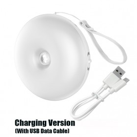 Baseus Lampu Tidur LED Night Light USB Rechargeable Warm Light - Warm White - 2