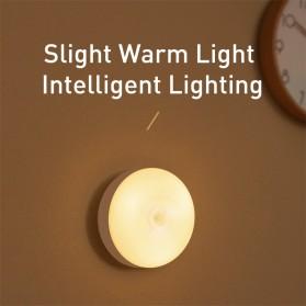 Baseus Lampu Tidur LED Night Light USB Rechargeable Warm Light - Warm White - 3