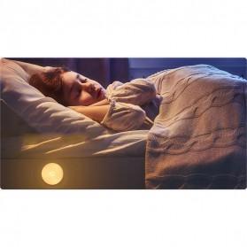Baseus Lampu Tidur LED Night Light USB Rechargeable Warm Light - Warm White - 9