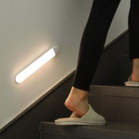 Baseus Lampu LED Strip Magnetic  USB Rechargeable Cool White with Sensor - DGSUN-YB02 - White - 10