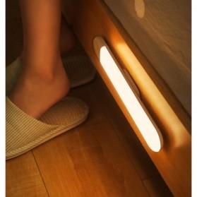 Baseus Lampu LED Strip Magnetic  USB Rechargeable Cool White with Sensor - DGSUN-YB02 - White - 4