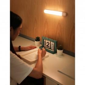 Baseus Lampu LED Strip Magnetic  USB Rechargeable Cool White with Sensor - DGSUN-YB02 - White - 6
