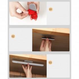 Baseus Lampu LED Strip Magnetic  USB Rechargeable Cool White with Sensor - DGSUN-YB02 - White - 9