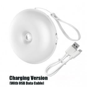 Baseus Lampu Tidur LED Night Light USB Rechargeable Cool Light - DGYUA-LA02 - White - 2