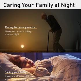 Baseus Lampu Tidur LED Night Light USB Rechargeable Cool Light - DGYUA-LA02 - White - 5
