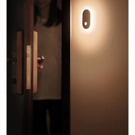 Baseus Lampu LED Magnetic Night Light PIR Sensor Cool White - DGSUN-RB02 - White - 7