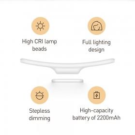 Baseus Sunshine Lampu LED Strip USB Rechargeable Cool White - DGSUN-JB02 - White - 7