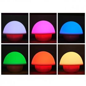 HOCO H6 Tumbler Lampu Tidur Colourful - Yellow - 5