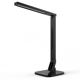 LED Lightning - Aukey Lampu Meja Belajar LED - LT-T1 - Black