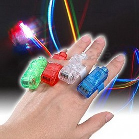 Laser Finger Light Party 4x LED