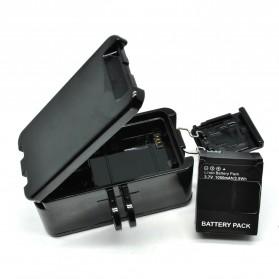 Lightdow Lampu LED Waterproof 30M untuk Gopro / Xiaomi Yi 4K - Black - 6